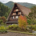 JAPAN: World Heritage Site Shirakawa-go