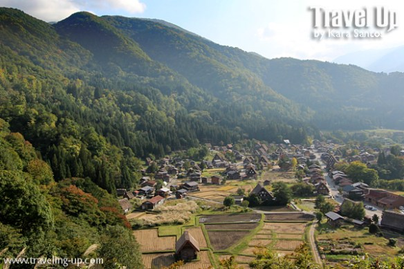 02. shirakawago village japan observation deck