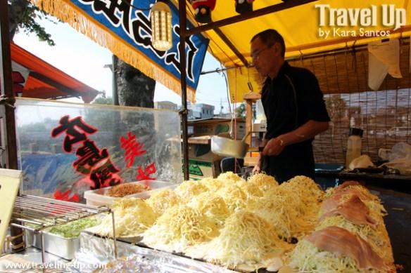 06. takayama japan morning market noodles