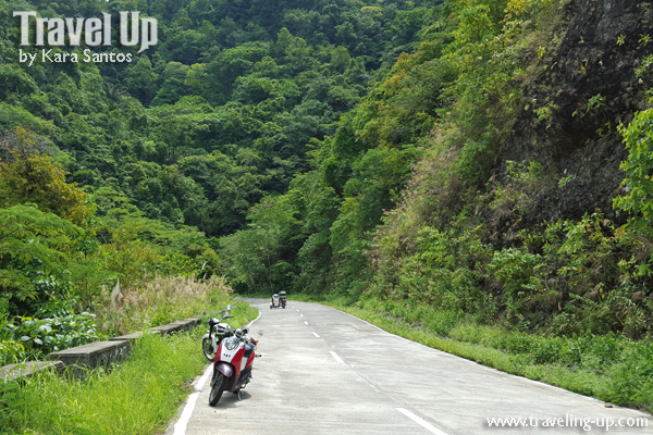 Marifanta Highway The Road to Infanta Quezon  Travel Up
