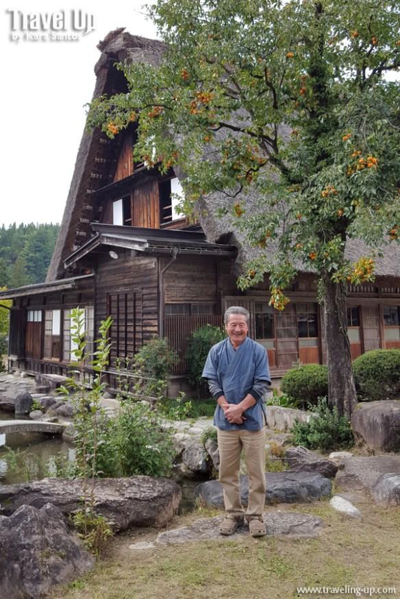 12. shirakawago village japan kanda house