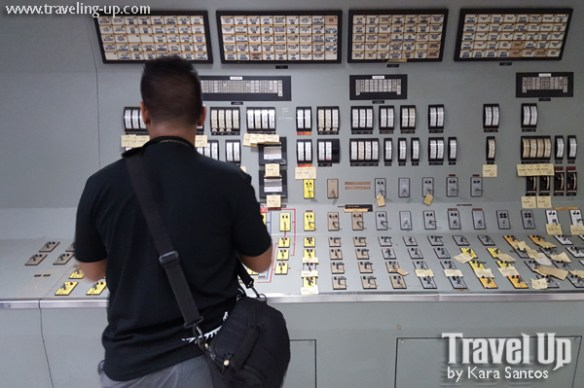 19b. bataan nuclear power plant control room panel