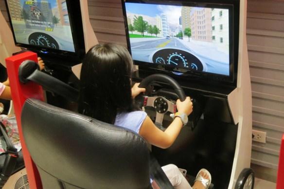 Kidzania Philippines Driving School