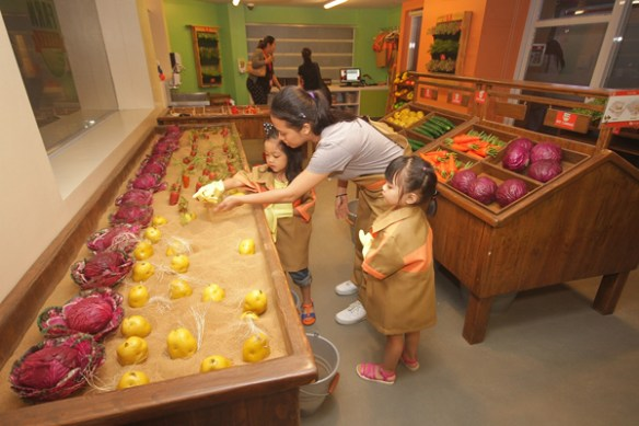 Kidzania Philippines Farm House Store