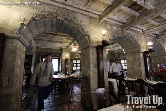 las casas de acuzar bataan restaurant
