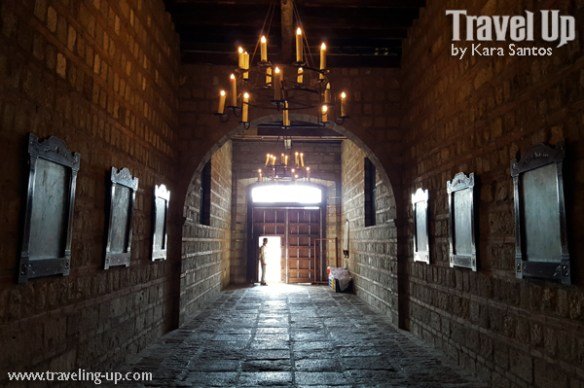 osprey bataan las casas de acuzar hallway chandelier