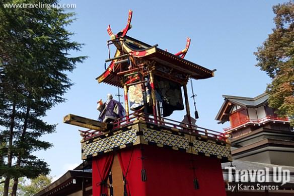 takayama autumn festival japan yatai karakuri