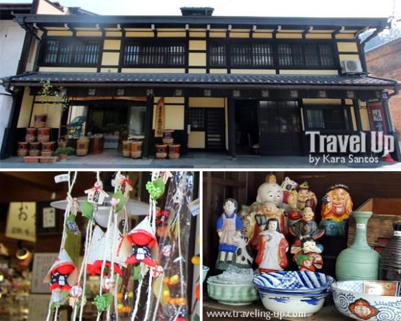 takayama autumn festival old town sake brewery
