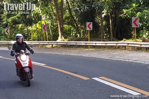 02. motorcycle manila to naga bicol bitukang manok travelup