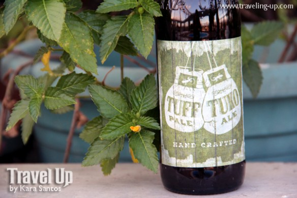 crazy carabao brewing tuff tuko pale ale