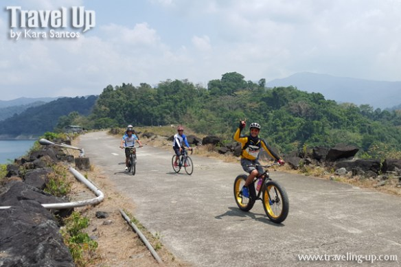angat rainforest and ecopark bulacan bikers