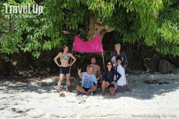 caramoan island hopping catanaguan island santos tribe survivor
