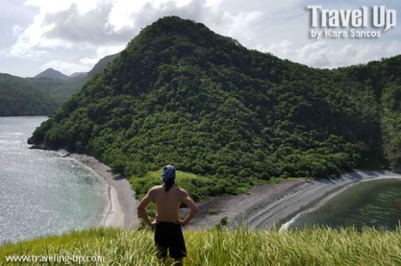 caramoan pitogo island summit