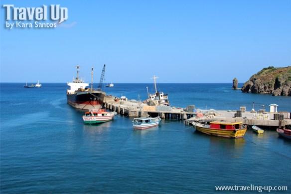 batanes basco port