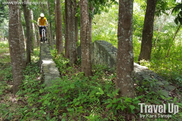 bathala bike park momarco resort tanay rizal trees track
