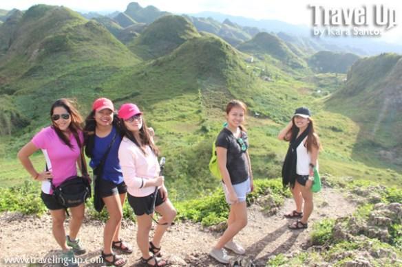 osmena peak dalaguete cebu group shot summit