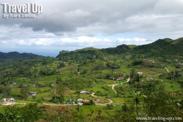osmena peak dalaguete cebu winding road