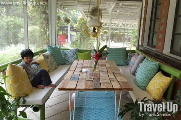 stay at the plant bistro tagaytay patio porch pillows