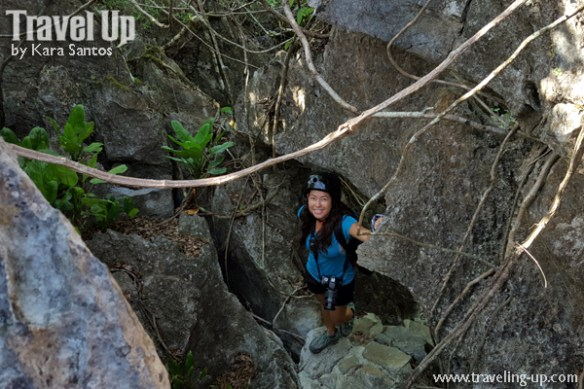 02b. masungi georeserve tanay rizal cave trail travelup