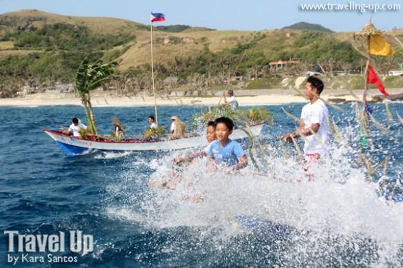 05. vakul kanayi festival sabtang island batanes maritime parade boat