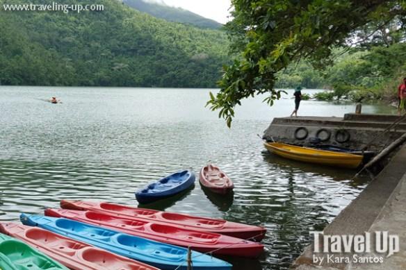 bulusan lake sorsogon kayaks
