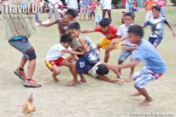 vakul kanayi festival sabtang island batanes games chicken
