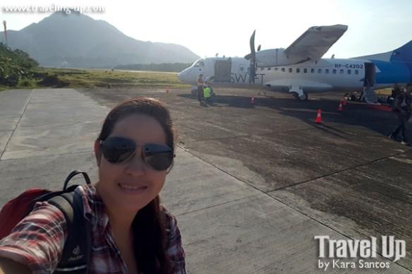 wakay air airswift batanes travelup