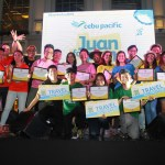 Cebu Pacific's #JuanforFun Backpacking Challenge 2016