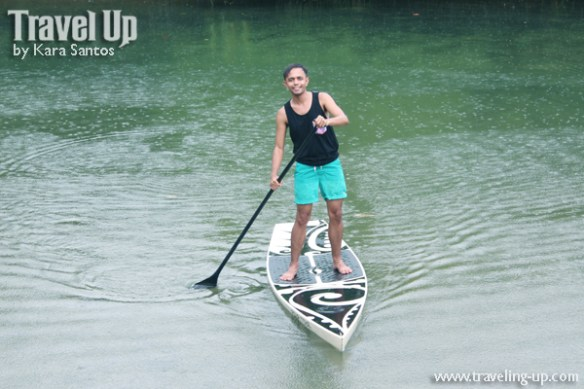 bugang river antique marcos paddleboarding
