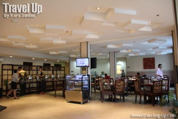 microtel general santos city dining area