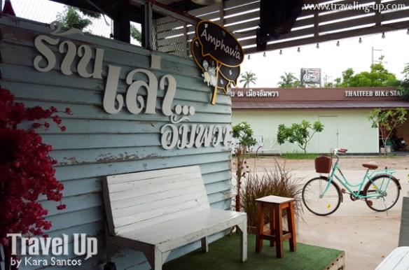 amphawa thailand thaiteeb bike station