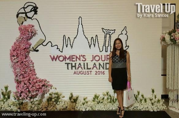 day 1 womens journey thailand 2016 dinner reception
