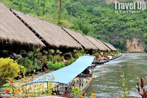 day 6 river kwai jungle rafts kanchanaburi thailand