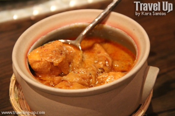 massaman curry bangkok thailand