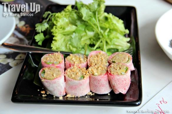spring rolls thailand bankok