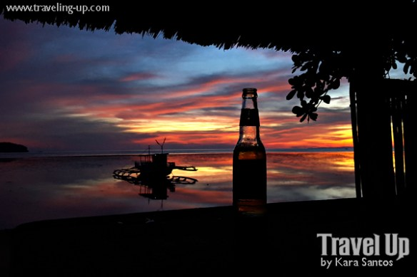 30-biliran-sunset-beer-talahid-beach-resort