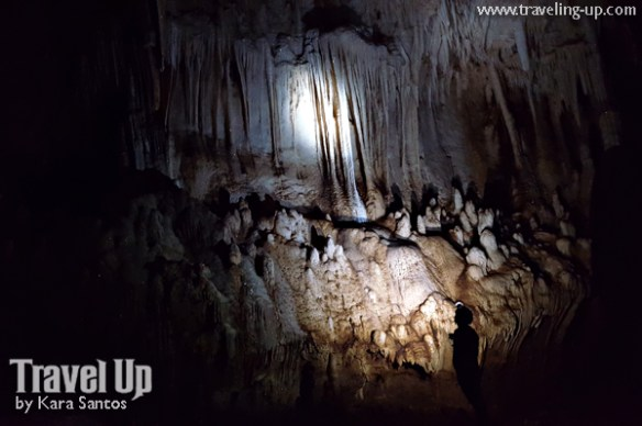central cave samar crystal wall joni