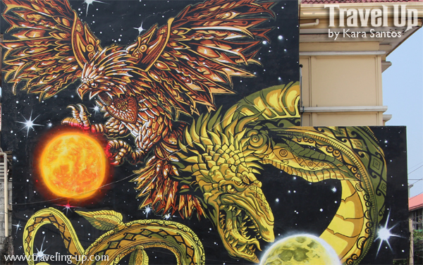 10 unique fun things to do in manila travel up for Bonifacio mural painting