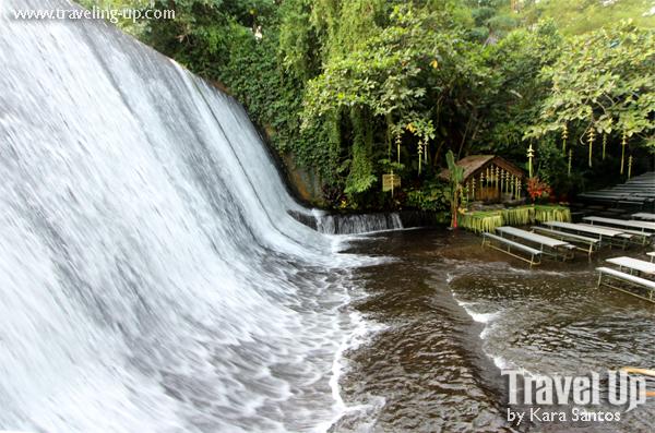 Villa Escudero Waterfalls Restaurant Tiaong Quezon Philippines