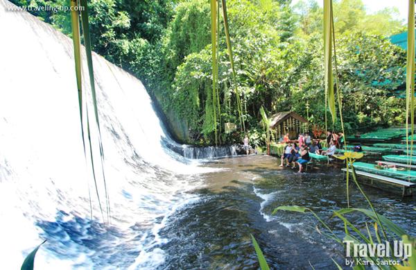 Villa Escudero Waterfalls Restaurant Tiaong Quezon