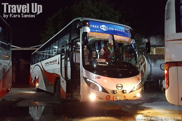 Extra Special Bus Trip From Bicol Travel Up