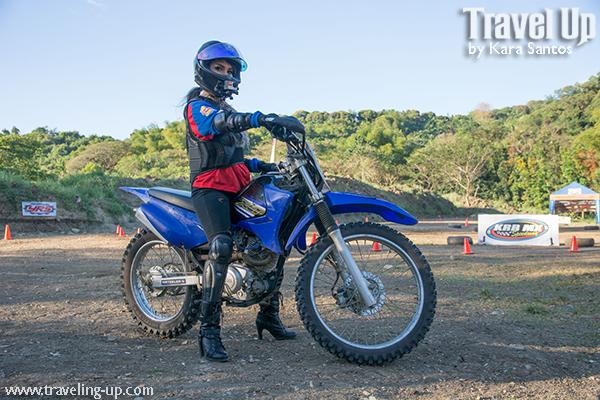 Rider Spotlight: Mizziel Serra – Travel Up