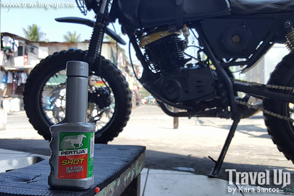 Product Review: Pertua Oil & Metal Treatment for Motorcycles – Travel Up