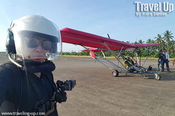Ultralight Flying in Mati, Davao Oriental – Travel Up