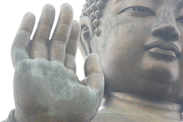 How to Visit the Big Buddha in Hong Kong