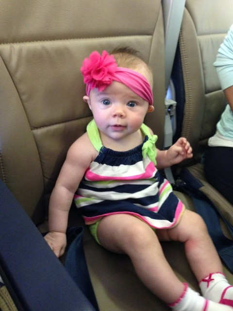Ultimate Guide to Flying with a Newborn