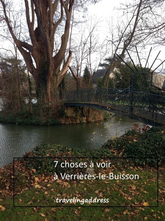 7 choses à voir à Verrières le buisson, île de France