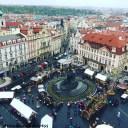 Staroměstské Náměstí, place de la vieille ville, Prague
