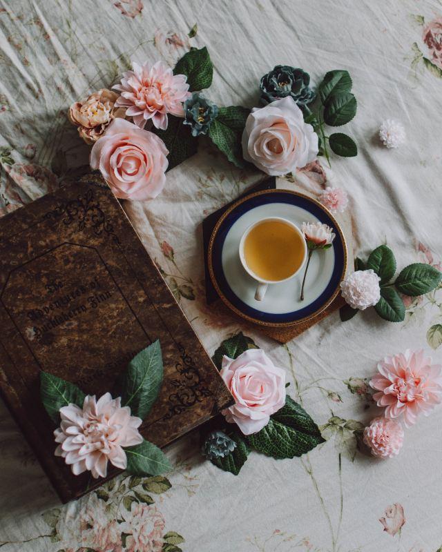Tea Time In Washinton D.C.