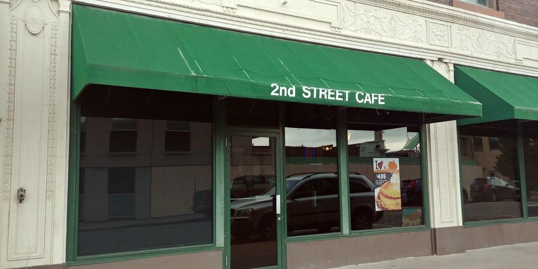 seond street cafe of Ottumwa Hotel